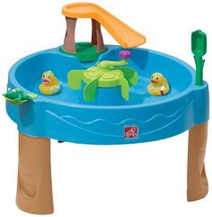 Step2 Duck Pond Water Table - http://www.kidsdimension.com/step2-duck-pond-water-table/