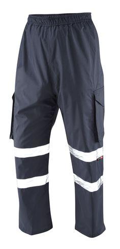 Hi Vis Cargo Over Trousers 3XL, 4XL, 5XL, 6XL Blue