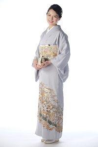 大胆な柄で若々しく着こなす着物♡結婚式の参考にしたい留袖♡素敵な留袖でウェディング・ブライダルに列席♪