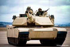 M1A1 Abrams Main Battle Tank - Bad Ass