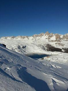 I ♥ Dolomites - Lago Cavia