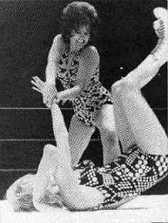 Womens Pro Wrestling - Donna Lemke
