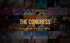 The Congress : A film by Ari Folman #webdesign