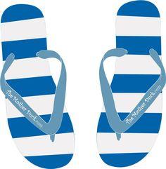 Flip Flops for the Hospital Shower