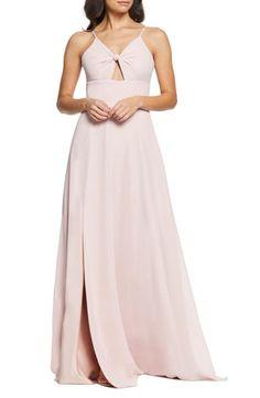 Women's Dress The Population Cambria Tie Bodice Evening Dress, Size XX-Small - Pink Evening Dresses, Formal Dresses, Dress The Population, Slit Skirt, Sequin Mini Dress, Nordstrom Dresses, Sheath Dress, Bodice, Sequins