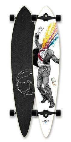 Arbor Timeless GT Longboard Skateboard Complete
