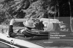 Arthur Miller, Marilyn Monroe and Milton Greene