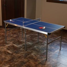 e19333ad9 Sunndyaze Decor 60 Folding Table Tennis Table Set with Accessories