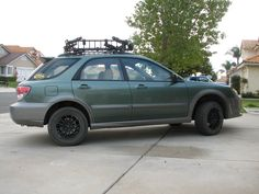 Subaru Outback Lift Kit for Pinterest