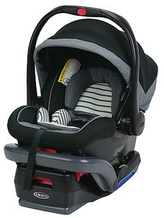 Graco SnugRide SnugLock 35 DLX Infant Car Seat - Holt