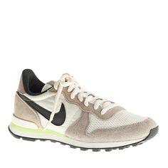 Women's Nike® Internationalist sneakers : / J.Crew