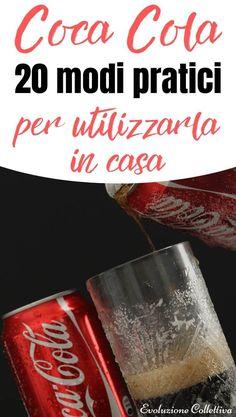 #cocacola #salute #cosedicasa #evoluzionecollettiva Coca Cola, Food, Decor Ideas, House, Medicine, Coke, Home, Essen, Meals