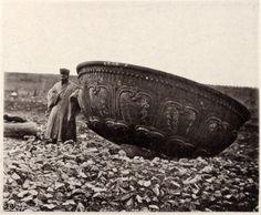 The Ming Tombs, Nanking, 1874