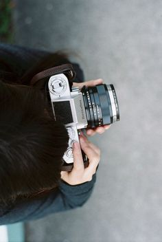 camera + photographer | candid photography + equipment