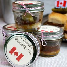 The Perfect Pies   Canada Day Party
