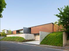 四季の家 | 松山建築設計室 | 医院・クリニック・病院の設計、産科婦人科の設計、住宅の設計