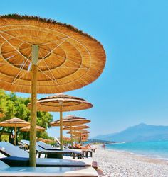 GREECE CHANNEL | Loved this beach! #Samos beach... http://www.greece-channel.com/