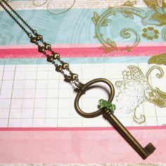 Evally: Key Necklace(Evally Jewelry)