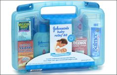 Free Johnson's Baby Relief Kit  free_baby_samples #babysamples #freebabystuff #free_baby_stuff