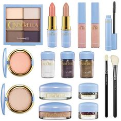 MAC Launches Collection Inspired by Cinderella