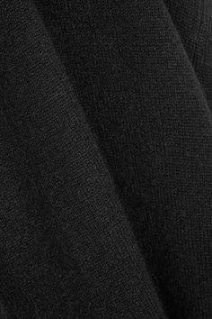 Equipment - Oscar Cashmere Turtleneck Mini Dress - Black - x small