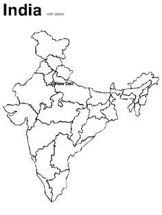 MAPA MENTAL LA INDIA