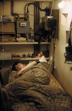 Harry Potter. The cupboard under the stairs