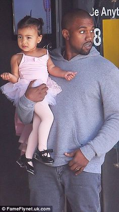 North and Daddy