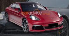 2017 Porsche Panamera Leaked? Nah, Nope, Nein! #Porsche #Porsche_Panamera