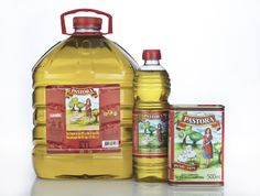 Linha Pastora de óleo composto Excelente custo-benefício! 51 anos de tradição em Food Service (11) 3311-1940 www.cristamargarina.com.br