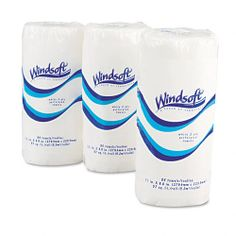 Windsoft Perforated 2 Ply Paper Towel Rolls 100 Sheets 30ct Case Review Buy Now