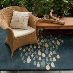 Decorate the natural way: A guide to natural-fiber rugs