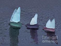 Sea Glass Flotilla