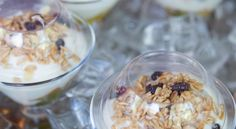 Yoghurt for breakfast. #SefapaneMagic