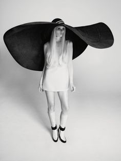 i-donline:  Abbey Lee's favourite fairytale creatures. READ.