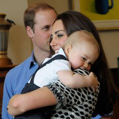 Inside Prince George's Adorable Royal Playdate - Royal Baby Pictures - Harper's BAZAAR Magazine