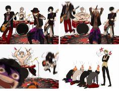 Dazai , Chuuya , Akutagawa , Atsushi y Kunikida Manga Anime, Otaku Anime, Anime Meme, Dazai Bungou Stray Dogs, Stray Dogs Anime, Dog Memes, Funny Memes, Bungou Stray Dogs Characters, Dog Wallpaper