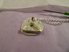 Ciondolo in argento - disponibile su richiesta