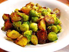 Kartoffel - Rosenkohl - Pfanne, ein beliebtes Rezept aus der Kategorie Gemüse. Bewertungen: 17. Durchschnitt: Ø 3,5.