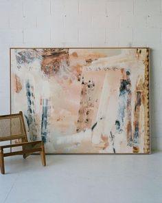 Australian Art, Mixed Media Canvas, Ink Painting, Design Art, Interior Design, Canvas Frame, Vintage World Maps, Watercolor, Ashley Holmes