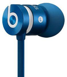 Beats by Dr. Dre urBeats Auriculares Intrauriculares – Azul Monocromático