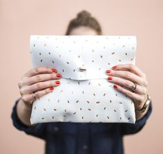 Have a Chic Weekend: 12 Quick & Easy Custom Clutches to Make Yourself