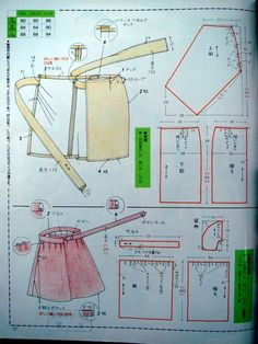 Amazing Sewing Patterns Clone Your Clothes Ideas. Enchanting Sewing Patterns Clone Your Clothes Ideas. Skirt Pattern Free, Skirt Patterns Sewing, Clothing Patterns, Sewing Basics, Sewing Hacks, Sewing Tutorials, Fashion Sewing, Diy Fashion, Sewing Clothes