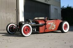 Ford 29 Rat Rod