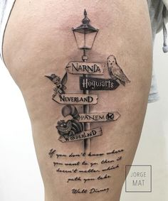 Coolest tattoo ever..!