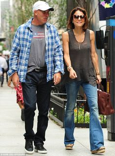 Changing her mind: Bethenny has revealed on her show Real Housewives Of New York City that...