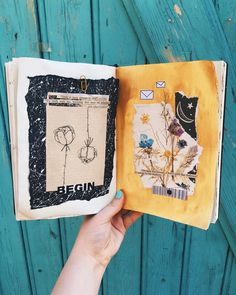 *Found a blue door and had to take a picture with my journal in front of it* ✨ #antwerp #artjournal #artjournalsessions #matchingwiththedoor
