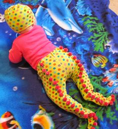 BonnieProjects: Baby Octopus Costume