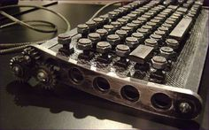 "Datamancer ""The Industrial"" Keyboard"