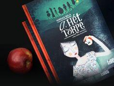 Children's Book // The Seven Dwarfs on Behance Behance, Seven Dwarfs, The Seven, Children's Book Illustration, Bibliophile, My Children, Childrens Books, Graphic Design, Cover